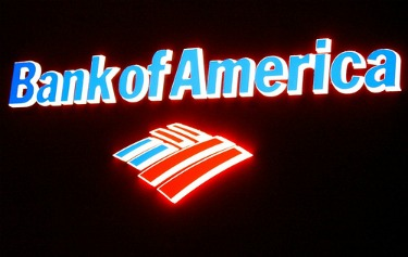 bank of america second mortgage