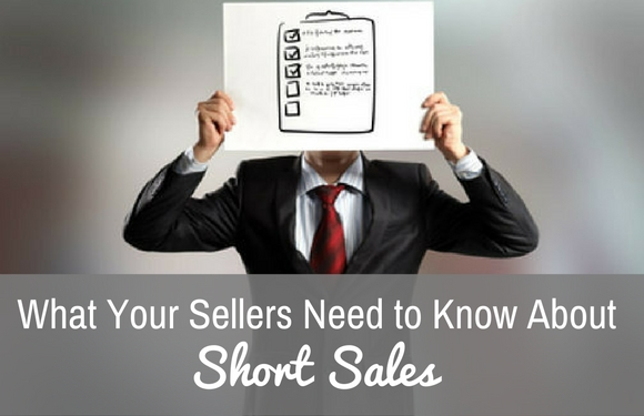 short sale sellers